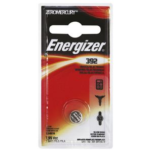 Energizer 392 Watch and Calculator Battery