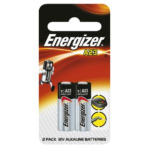 Energizer A23 Batteries 2 Pack