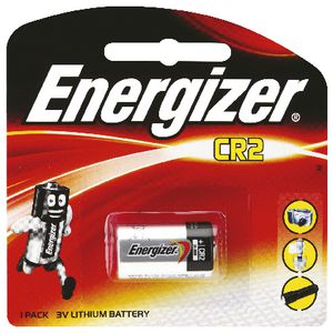 Energizer CR2 Lithium Photo Battery