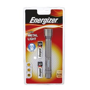 Energizer Metal LED Torch