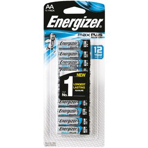 Energizer Advanced AA Batteries 10 Pack