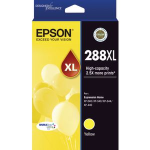 Epson 288XL Ink Cartridge Yellow