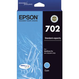 Epson 702 Ink Cartridge Cyan