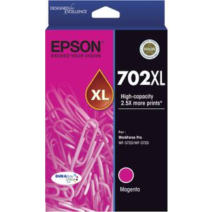 Epson 702XL Ink Cartridge Magenta