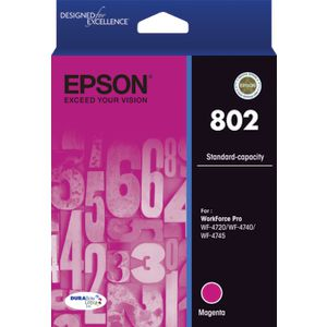 Epson 802 Ink Cartridge Magenta