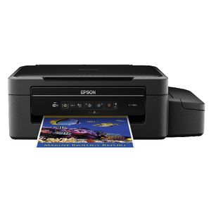 Epson Expression EcoTank Wireless Inkjet MFC Printer ET-2500