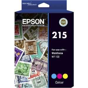 Epson 215 Ink Cartridge Colour