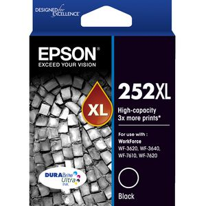 Epson 252XL Ink Cartridge Black