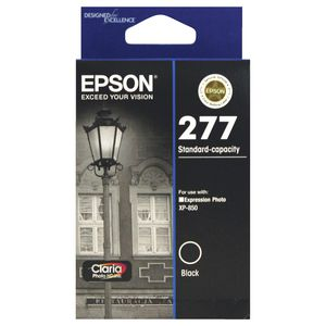 Epson 277 Ink Cartridge Black