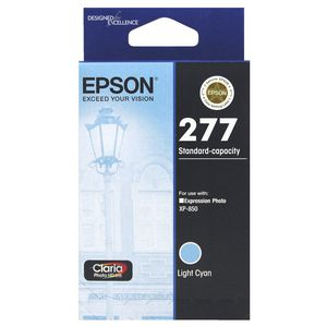 Epson 277 Ink Cartridge Light Cyan