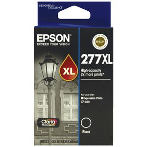 Epson 277XL Ink Cartridge Black