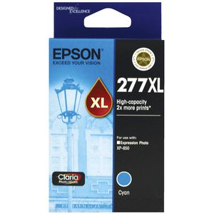 Epson 277XL Ink Cartridge Cyan