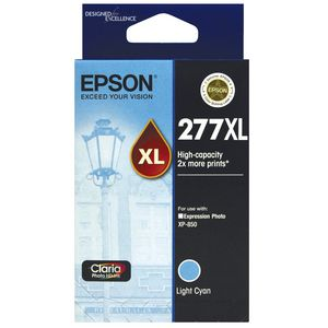 Epson 277XL Ink Cartridge Light Cyan