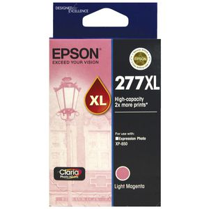 Epson 277XL Ink Cartridge Light Magenta