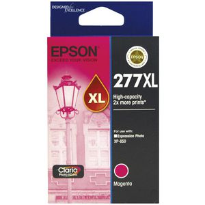 Epson 277XL Ink Cartridge Magenta