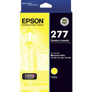 Epson 277 Ink Cartridge Yellow