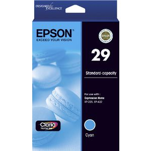 Epson 29 Ink Cartridge Cyan