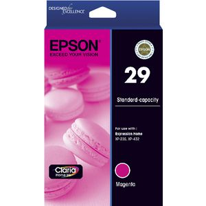 Epson 29 Ink Cartridge Magenta