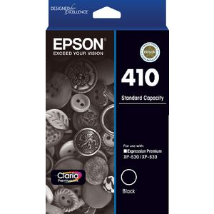 Epson 410 Ink Cartridge Black
