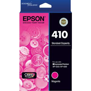 Epson 410 Ink Cartridge Magenta