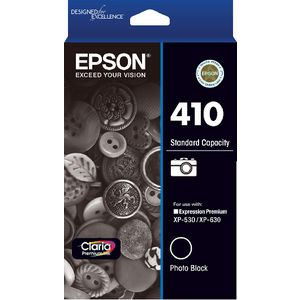Epson 410 Ink Cartridge Photo Black