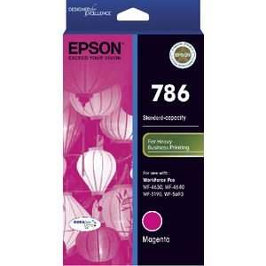 Epson DURABrite Ultra 786 Ink Cartridge Magenta