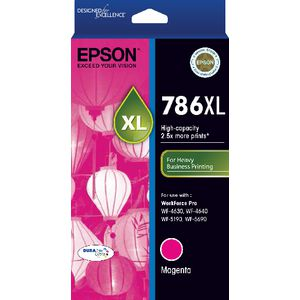 Epson DURABrite Ultra 786XL Ink Cartridge Magenta