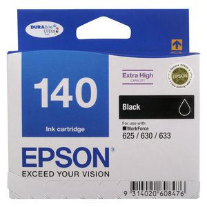 Epson 140 High Capacity Ink Cartridge Black