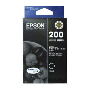 Epson 200 Ink Cartridge Black