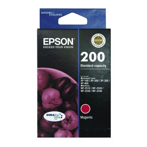 Epson 200 Standard Ink Cartridge Magenta