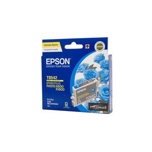 Epson Ink Cartridge Cyan T0542
