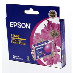 Epson Ink Cartridge Magenta T0563