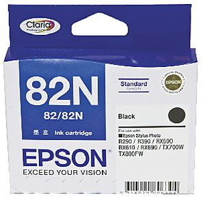 Epson 82N Ink Cartridge Black