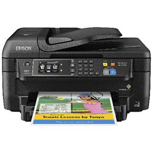 Epson WorkForce Wireless Inkjet MFC Printer WF-2760