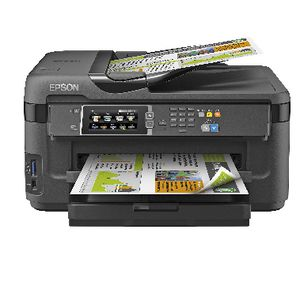 Epson WorkForce Wireless A3 Inkjet MFC Printer WF-7610