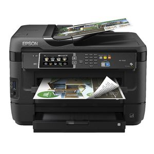 Epson WorkForce Wireless A3 Inkjet MFC Printer WF-7620
