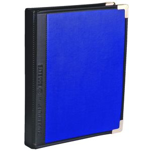 Esselte Supertuff Binder A4 2 O-Ring 25mm Blue