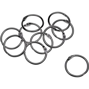 Esselte 19 mm Book Rings 100 Pack
