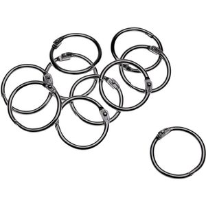 Esselte 38mm Book Rings 100 Pack