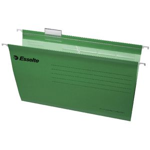 Esselte Pendaflex Ready Tab Files Green 10 Pack