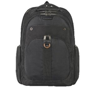 "Everki Atlas 13"" to 17.3"" Checkpoint Friendly Backpack Black"