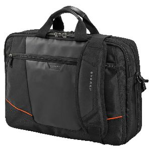 "Everki Flight 16"" Checkpoint Friendly Briefcase Black"