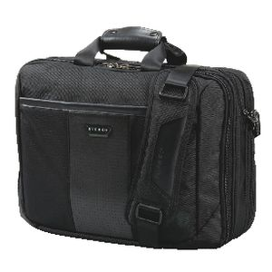 "Everki Versa 17.3""  Checkpoint Friendly Briefcase Black"
