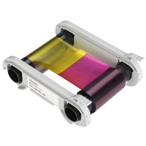 Evolis 5 Panel Colour Ribbon Cartridge