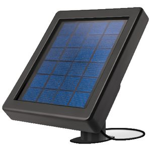 Ring Solar Panel for Stick Up Cam Black