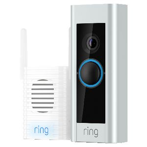 Ring Video Doorbell Pro with Chime Pro
