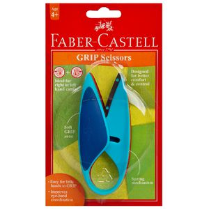 Faber-Castell Junior Grip Safety Scissors