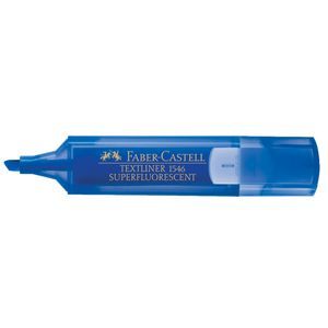 Faber-Castell Textliner Fluoro Highlighter Blue