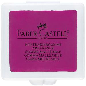 Faber-Castell Kneadable Eraser Assorted Colours