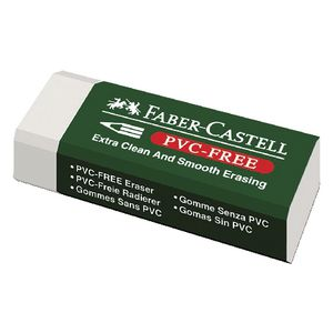 Faber-Castell PVC-free Eraser